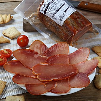 Carrefour Taco de lomo embuchado Salamanca 400.0 g.