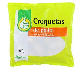 PRODUCTO ECONÓMICO Croquetas de pollo Bolsa de 500 gramos