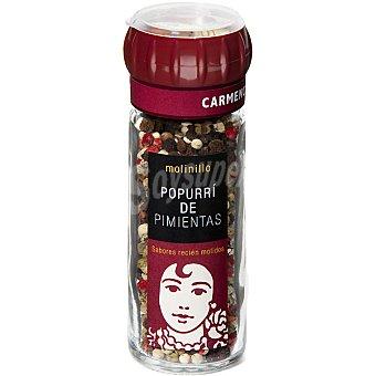 Carmencita Popurrí de pimientas molinillo Frasco 40 g