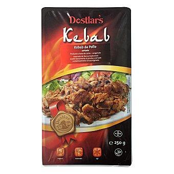 Dostlar´s Kebab de pollo cortado 250 g