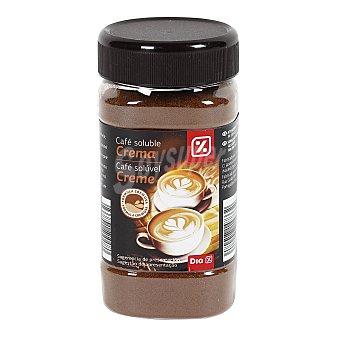 DIA Café soluble crema Frasco 100 gr