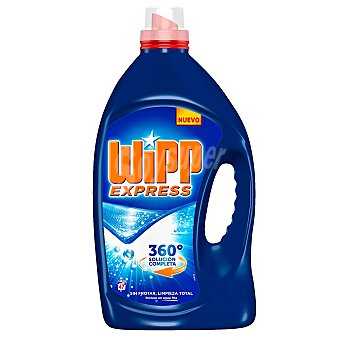 Wipp Express Detergente liquido azul 47 lavados