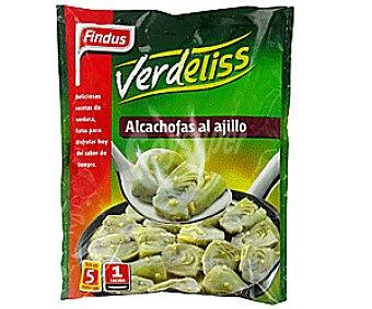 Findus Verdeliss alcachofa al ajillo 230 GR