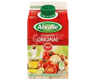 Alvalle Gazpacho Brik 500 ml