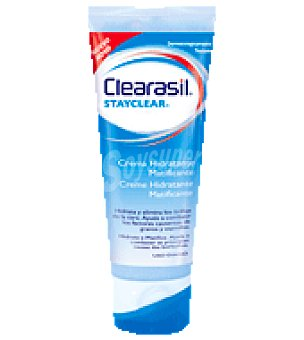 Clearasil Stay Tratamiento facial Crema Hidratante 75 ml