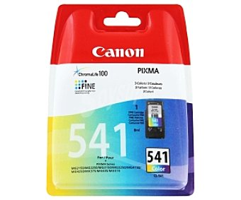Canon Cartucho Color CL-541 Compatible con impresoras: Pixma Series MG2150 / MG2250 / MG3150 / MG3250 / MG4150 / MG4250 / MX375 / MX435 / MX515