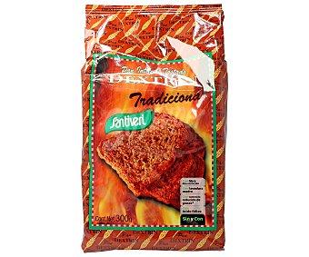 Santiveri Pan tostado integral sin sal 300 gramos
