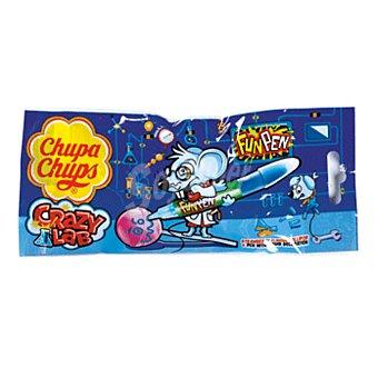Chupa Chups Pen caramelo de fresa con lápiz para decorar  unidad 27 g