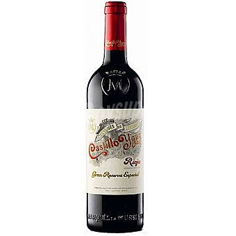 Castillo Ygay vino tinto gran reserva D.O. Rioja  botella 75 cl