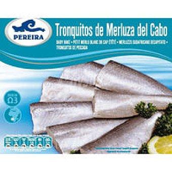 Pereira Tronquito de merluza Caja 800 g