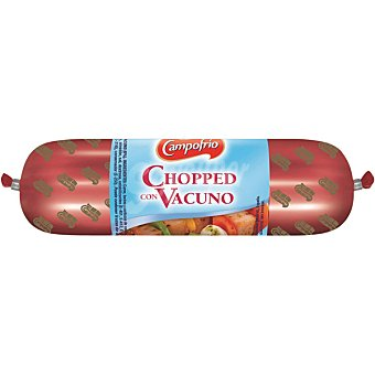 Campofrío Chopped con vacuno mini pieza  350 g