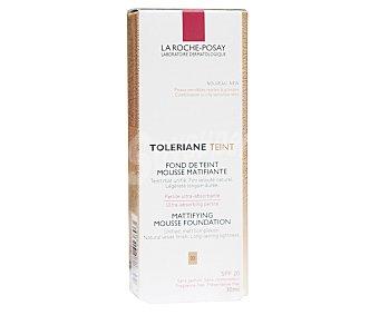 LA ROCHE POSAY Toleriane Base de maquillaje matificante, tono 002 y con factor de protección 20 30 ml