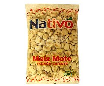 Nativo Maíz Mote 500 Gramos