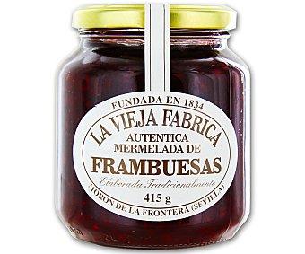 La Vieja Fábrica Mermelada de frambuesa 415 gramos