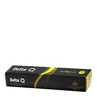 Delta Q Café deliqatus cápsulas 10 ud