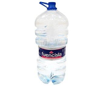 FUENCISLA Agua mineral Garrafa de 8 Litros