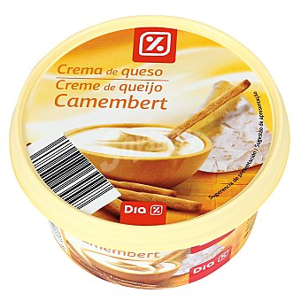 DIA Crema de queso camembert Tarrina 125g