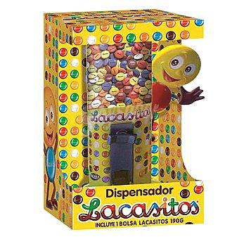 Lacasitos Lacasa Grageas de chocolate con dispensador 190 g