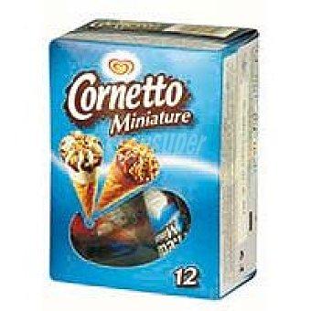 Frigo Cornetto Cornetto miniature varios sabores Pack 12x28 ml