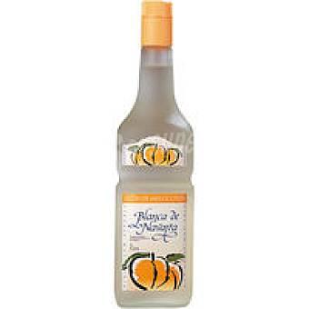 Blanca de Navarra Licor de melocotón Botella 1 litro