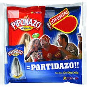 El Piponazo Grefusa Piponazo Original Pack 2x100 g