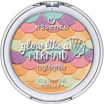 Ess. glow like a mermaid iluminador 10