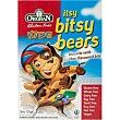 Galletas Itsy Bitsy Bears Envase 175 g ORGRAN Free From