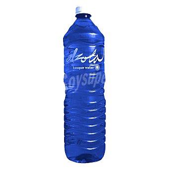 Alzola Agua mineral Botella 1,5 litros