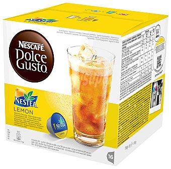 Dolce Gusto Nescafé Cápsulas de Nestea sabor limón 16 unidades (288 g)