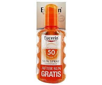 Eucerin Spray protección solar FP50 200 Mililitros