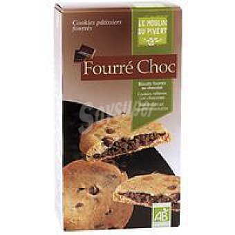 MOULIN PIVER Cookies de chocolate Caja 175 g