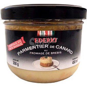 EDERKI Parmentier de pato con queso de oveja Tarro 350 g