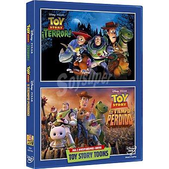 Toy Story Pack: Toy Story Terror + El Tiempo Perdido DVD