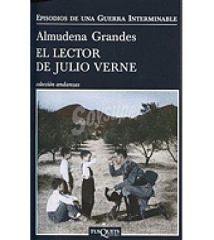 JULIO El lector de verne (almudena Grandez)