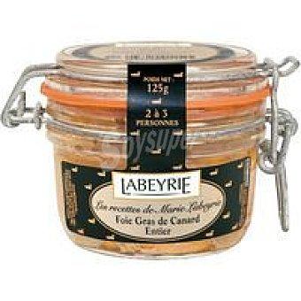 Labeyrie Foie Gras de pato entero Tarro 125 g