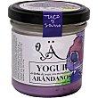 Yogur de oveja con mermelada de arándanos Tarro 125 g Mucientes