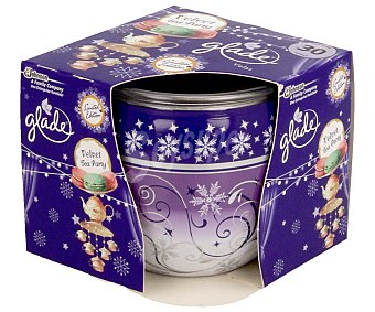 Glade Brise Vela aromática con olor floral 1 unidad