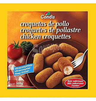 Condis Croquetas pollo 500 GRS