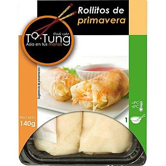 Ta Tung Rollitos de primavera Bandeja 140 g