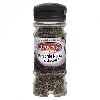 DUCROS Pimienta negra machacada  frasco 38 g