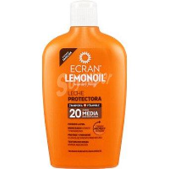 Ecran Lemonoil Leche solar de zanahoria 400ml