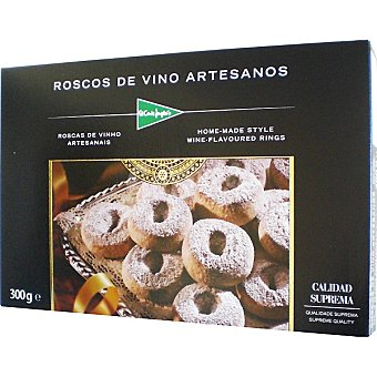 El Corte Inglés Roscos de vino artesanos Estuche 300 g