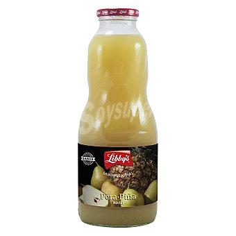 Libby's Néctar de pera y piña Botella 1 l