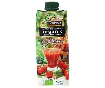 Biosabor Zumo de tomate Cherry Ecológico 500 Mililitros