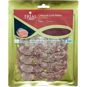 Frial Cabeza de cerdo iberico con pistachos sobre 120 g Sobre 120 g