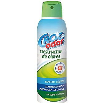 Croc Odor Ambientador destructor de olores especial cocina spray 200 ml Spray 200 ml