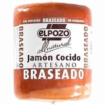 ELPOZO Natural Jamón cocido braseado 100 g