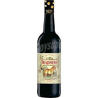Trajinero vino oloroso de Málaga botella  75 cl