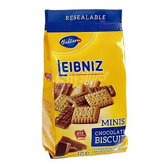 Bahlsen Leibniz Minis galletas con chocolate  bolsa 125 g