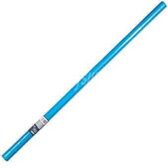 Eroski Mantel turquesa-azul 5x1.20 m Pack 1 unid
